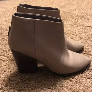 Cole Haan Taupe Bootie
